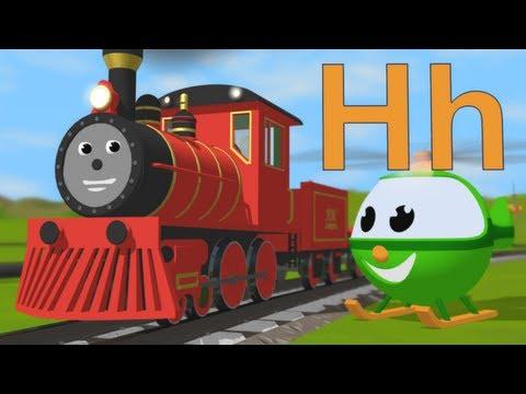 Limba engleza pentru copii - Sa invatam despre litera H