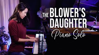 The Blower's Daughter (Damien Rice) Piano Cover by Sangah Noona видео