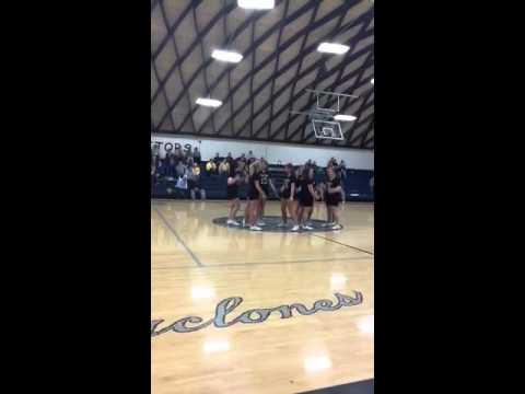 West prairie high school cheer