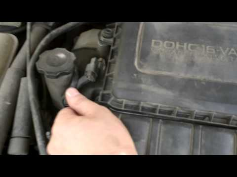 Замена воздушного фильтра двигателя Мазда 3 / Replace engine air filter Mazda 3