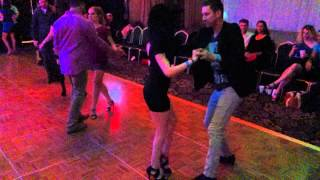 social dance | Delfina (HOU) y David Stein (SAN) @ Dallas Salsa Congress 2013