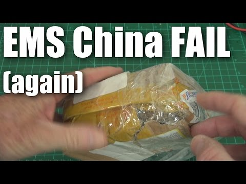 EMS China FAIL (yet Again)