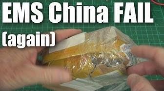 EMS China FAIL (yet again)