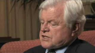 Sen. Ted Kennedy on Barack Obama and Volunteerism