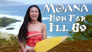 disney s moana how far i ll go official in real life music video from the movie   ultra hd 4k