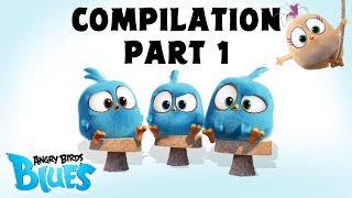 Angry Birds Blues | Compilation Teil 1 - Ep1 zu Ep10