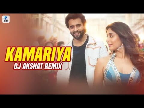 Kamariya (Remix) - DJ Akshat | Mitron | Jackky Bhagnani | Kritika Kamra | Darshan Raval