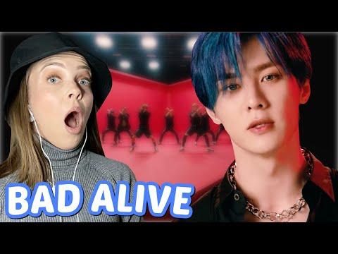 WayV 威神V 'Bad Alive (English Ver.)' MV [REACTION]