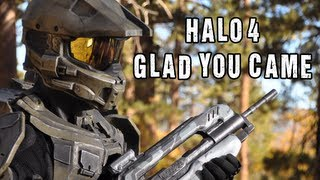 HALO 4 - Glad You Came (The Wanted Parody) thumbnail