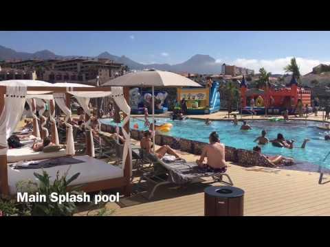 Hard Rock Hotel Tenerife | Halloween 2016