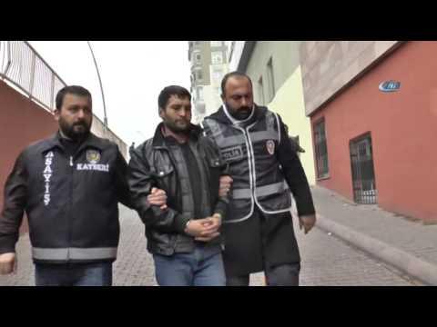 Kayseri'deki O Esrarengiz Cinayetin Şüphelileri Gözaltına Alındı  ART HABER