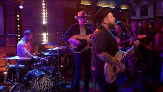 Nathaniel Rateliff & The Night Sweats - I Need Never Get Old - RTL LATE NIGHT