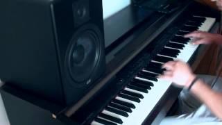 Dan Bittman - Si ingerii au demonii lor (Piano Cover by Cosmin Mihalache)