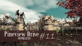 PINEVIEW DIRVE Homeless [#11] Hallo Mama! Ich bin im Fernsehen | Gameplay Deu/Ger