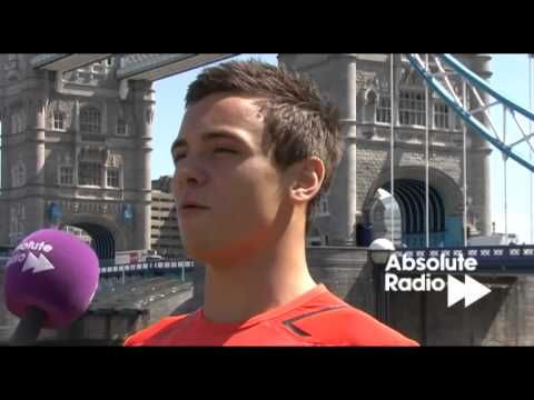 Tom Daley interview: the London 2012 Olympics