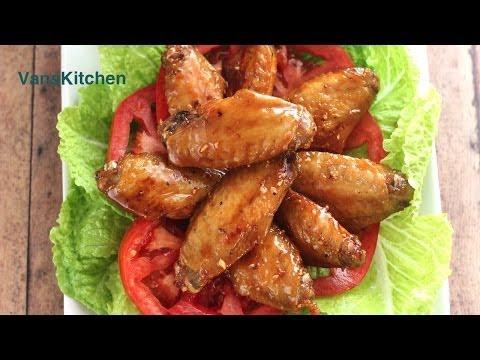 Cánh gà chiên nước mắm (Vietnamese chicken wings)