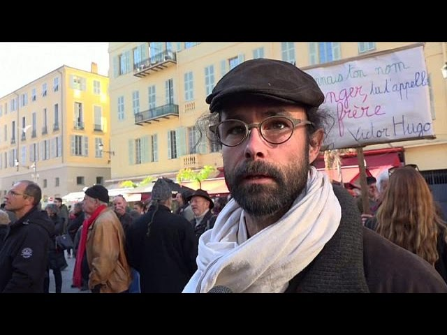 Cedric Herrou | French Farmer on trial for helping African Migrants
