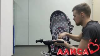 Детский трехколесный велосипед Турбо Трайк М-3200 с поворотным сиденьем(видео обзор на Детский трехколесный велосипед Turbo Trike M-3200 с колясочной родительской ручкой. http://alisa-ua.com/p36349906..., 2017-02-28T09:27:04.000Z)