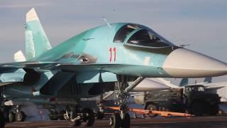 «Грачи» и «Утята» делят небо:  яркие кадры боевых полетов отбора АрМИ 2019
