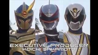 Power Rangers Operation Overdrive: Once a Ranger Alternate Opening
