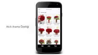 Çiçeksepeti Android Uygulaması Çiceksepeti Alişveriş