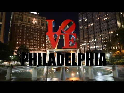 East Coast Adventures Part 2 of 3: Philadelphia, PA