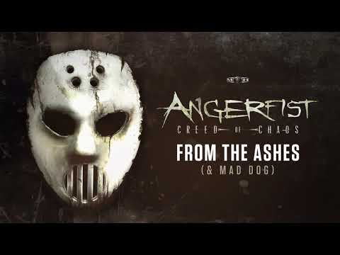 Angerfist & Mad Dog - From The Ashes