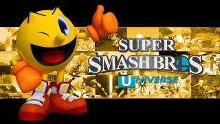 Pac Man Theme - Super Smash Bros. Universe