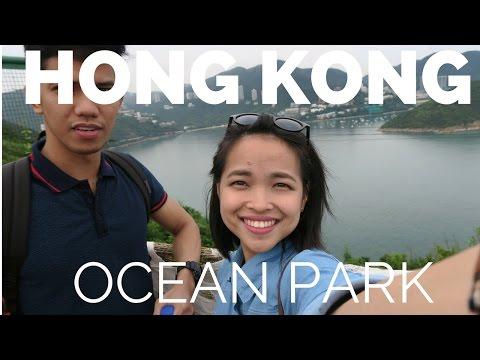 Hong Kong Ocean Park adventure 2016 I vlog #12