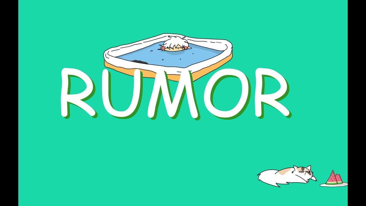 【三無Cover】RUMOR 【ポリスピカデリー】