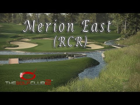 The Golf Club 2 - Merion East (RCR)