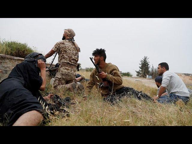 'Macron is responsible' for Tripoli battle casualties, says militia commander