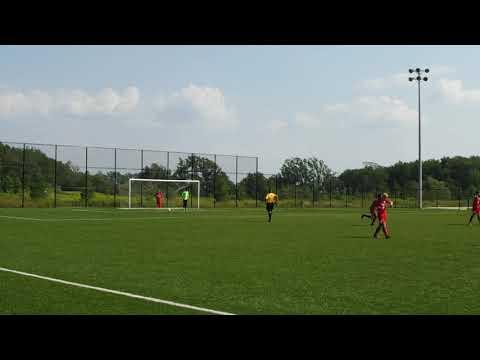 League Cup final 20aug17. Dixie 1 Oakville 1 (2-4 penalties) part 1