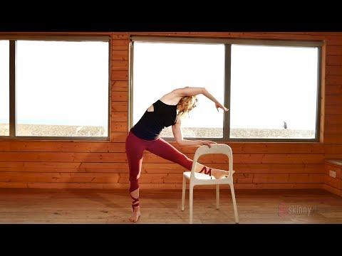 Advanced Barre Workout