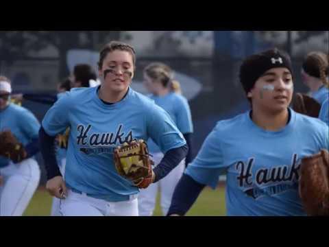 2018 Columbia Basin College Hawks Softball