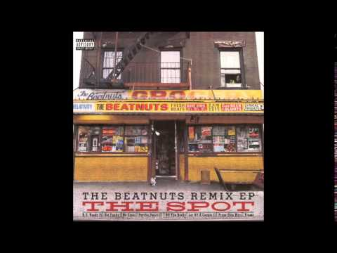 The Beatnuts - Off The Books (Remix) feat. Big Pun & Cuban Link - Remix EP (The Spot)