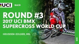 2017 UCI BMX Supercross World Cup - Heusden-Zolder (BEL) / Day 1