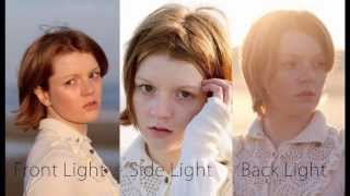 Portrait Photography - Available Light Portrait Photoshoot Tutorial