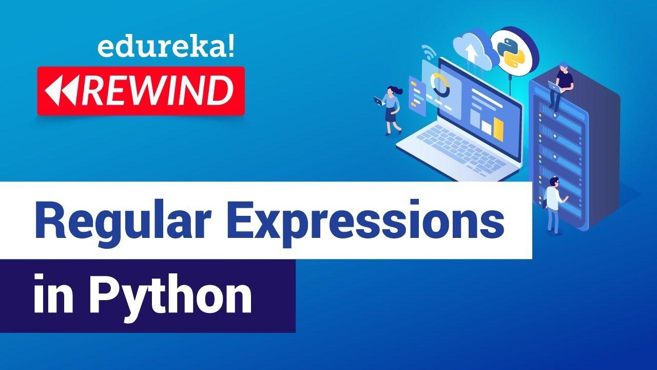 Regular Expressions in Python | Regular Expressions | Python Training