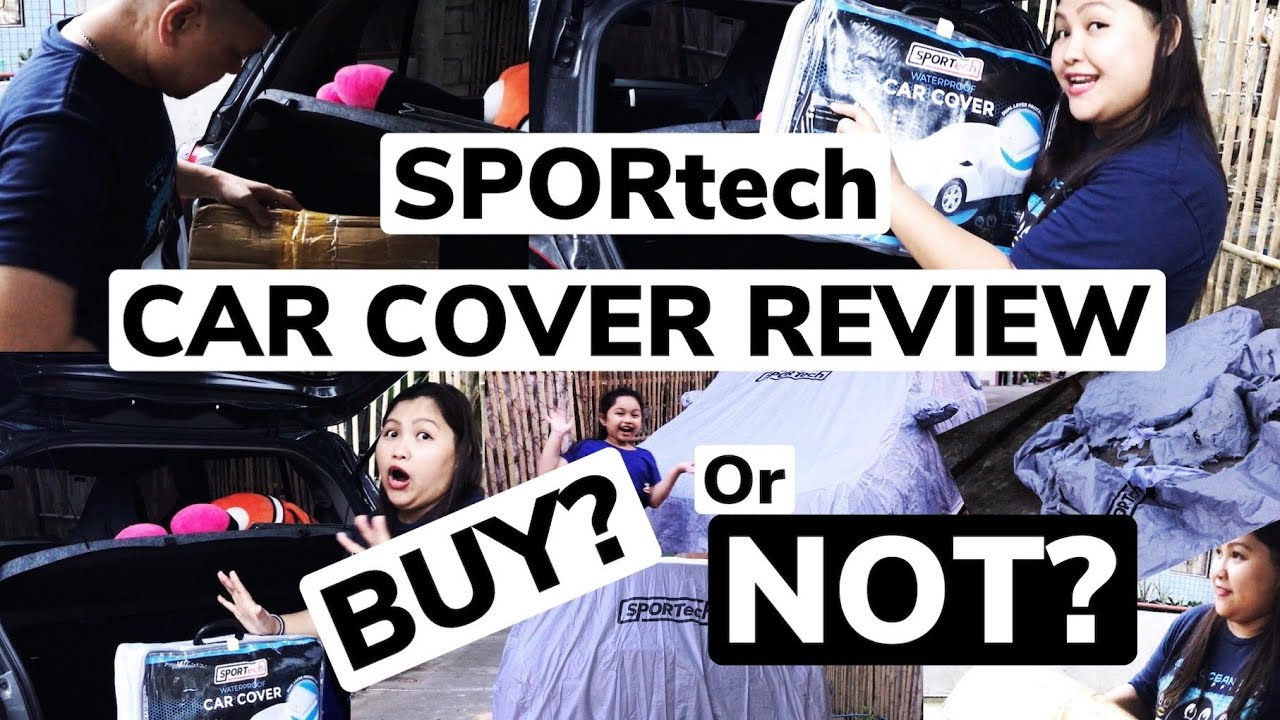 Download SPORTECH Waterproof Car Cover Review 2020 #Car cover