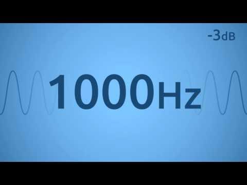 1000 Hz Test Tone