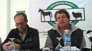 Roca: presentaron la 2da Expo Ganadera de Paso Córdoba: