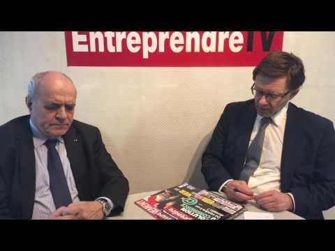 INTELLIGENCE ÉCONOMIQUE ET ESPIONNAGE : par Alain Juillet (EntreprendreTV)