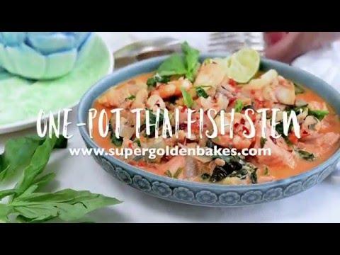 One Pot Thai Fish Stew