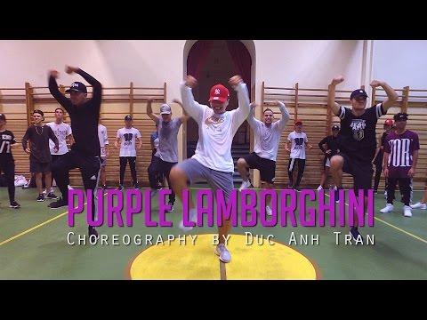 "Skrillex & Rick Ross ""PURPLE LAMBORGHINI"" Choreography by Duc Anh Tran"