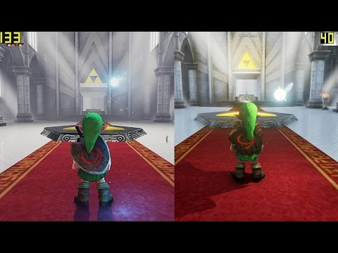 Unreal Engine 4  Zelda Ocarina Of Time  1 Year Development