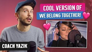Download YAZIK reacts to Mariah Carey - We Belong Together | Mimi's Late Night Valentine's Mix