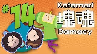 Katamari Damacy: Serious Penile Conversation - PART 14 - Game Grumps