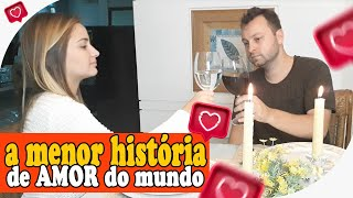 Baixar A menor história de amor do mundo - Marcelo Parafuso Solto