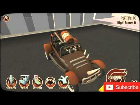 Como Tener Todo En Turbo Dismount